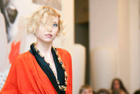 Biżuteria YES na Warsaw Fashion Nights